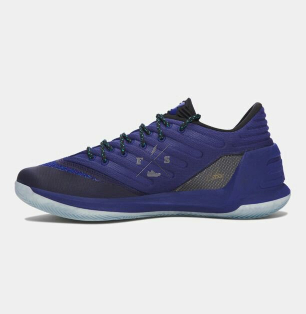 under armour curry 3 low dark horse 2