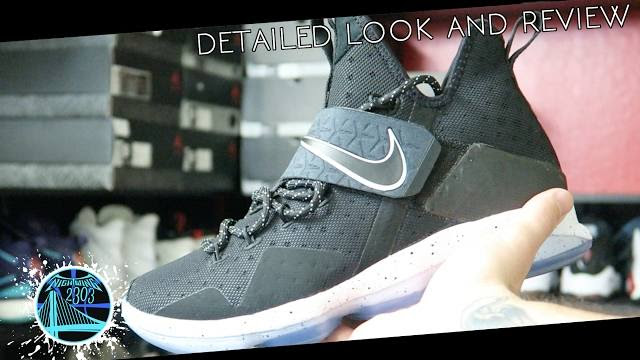 Nike LeBron 14 | Detailed Look and Review