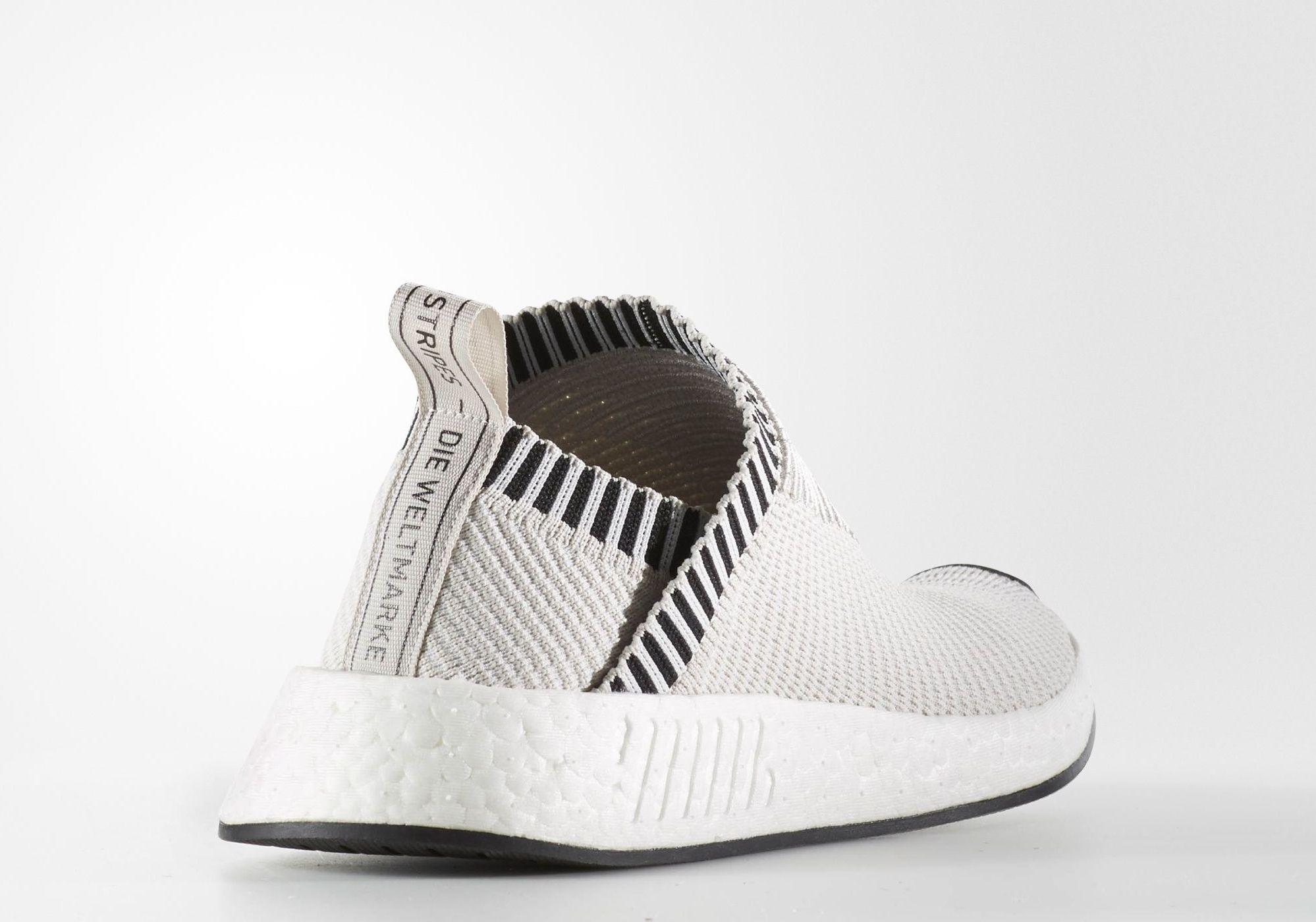 Adidas NMD CS_2 PK Pearl Grey - Heel