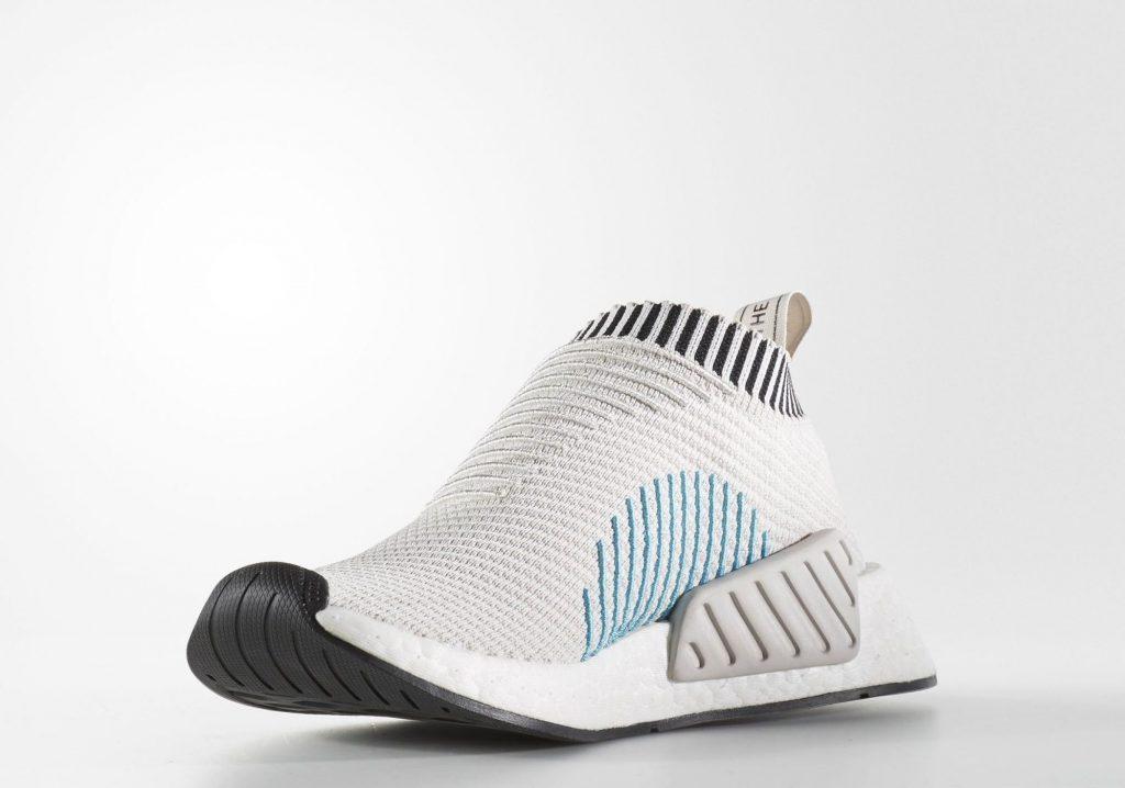 Adidas NMD CS_2 PK Pearl Grey - Medial