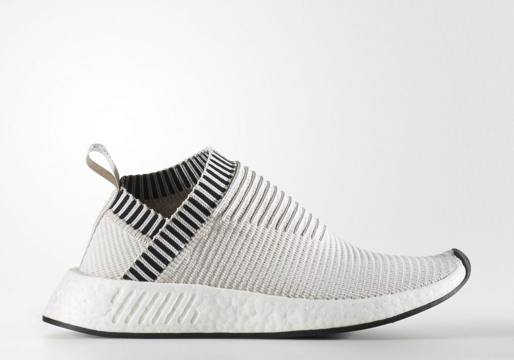 Adidas NMD CS_2 PK Pearl Grey - Side