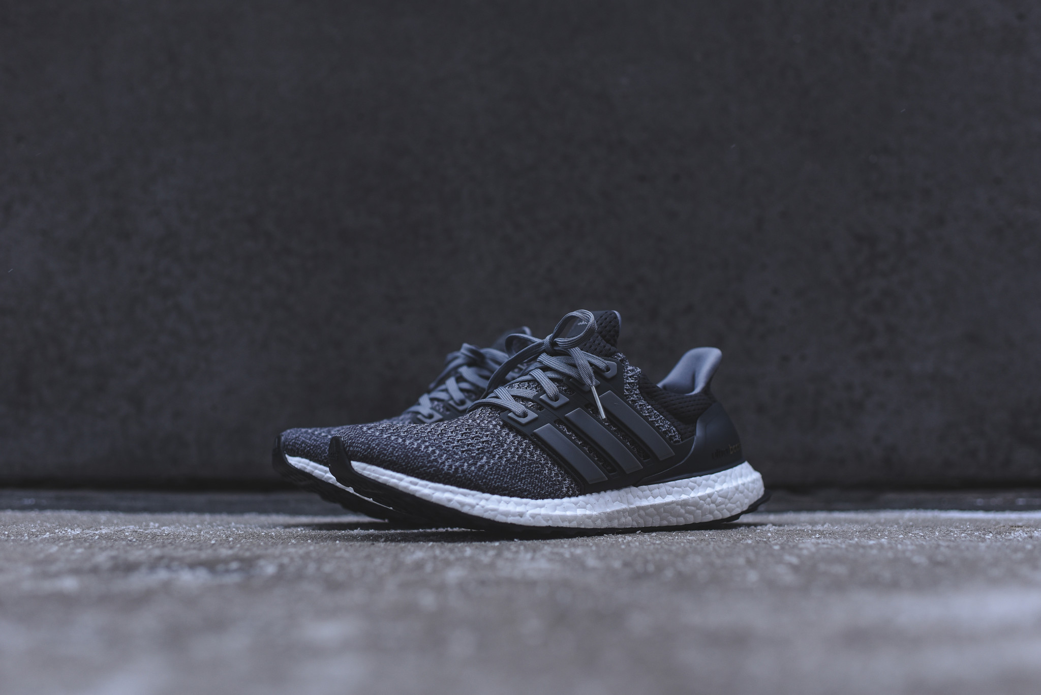 best service b9acf 5c3db The adidas Ultra Boost 3.0 in Black is Available Now ...
