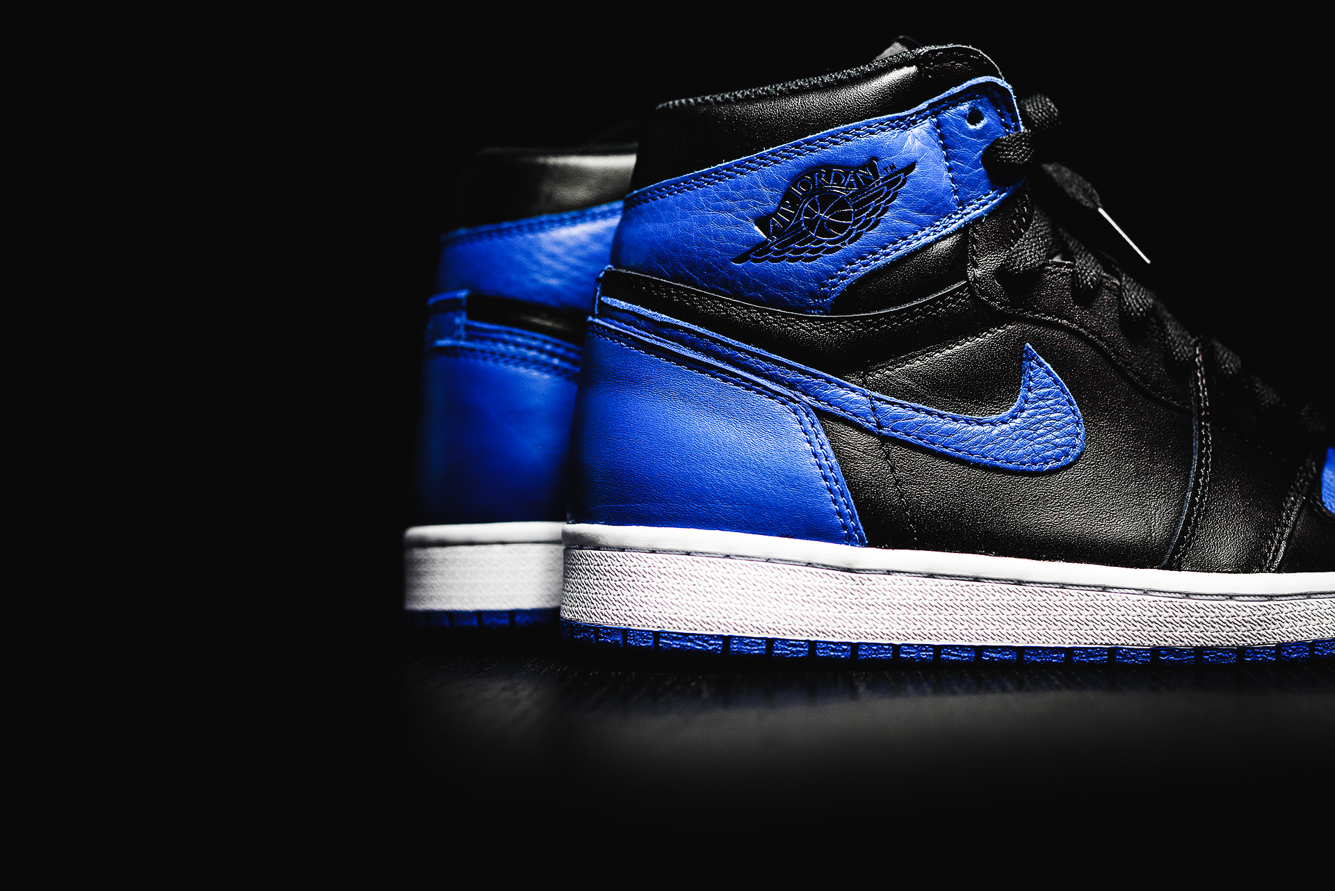 Air Jordan I Retro High Royal charity flint michigan 3