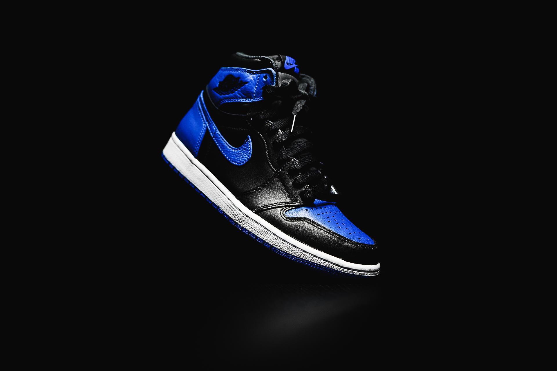 Air Jordan I Retro High Royal charity flint michigan 5