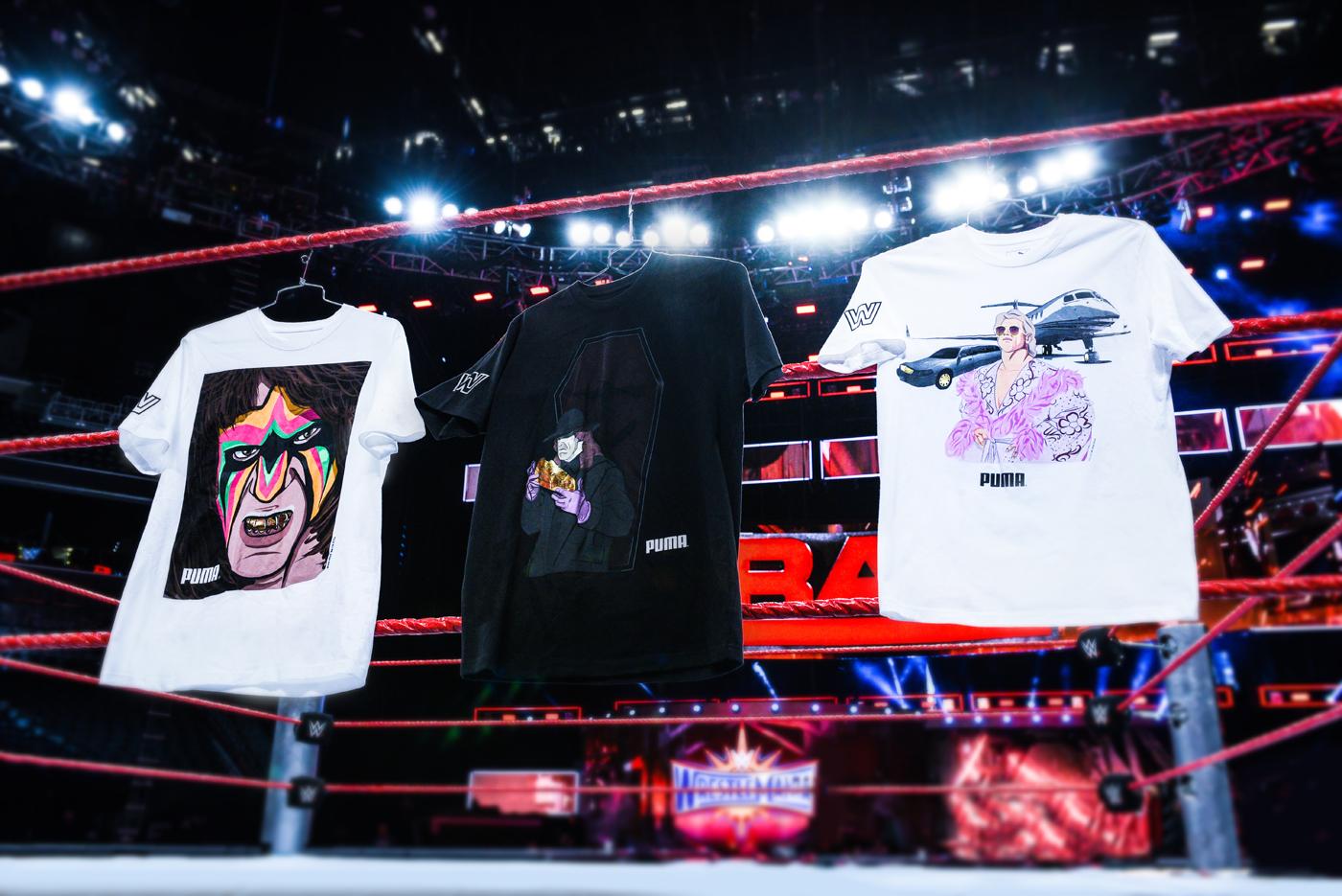 Foot Locker WWE - Apparel