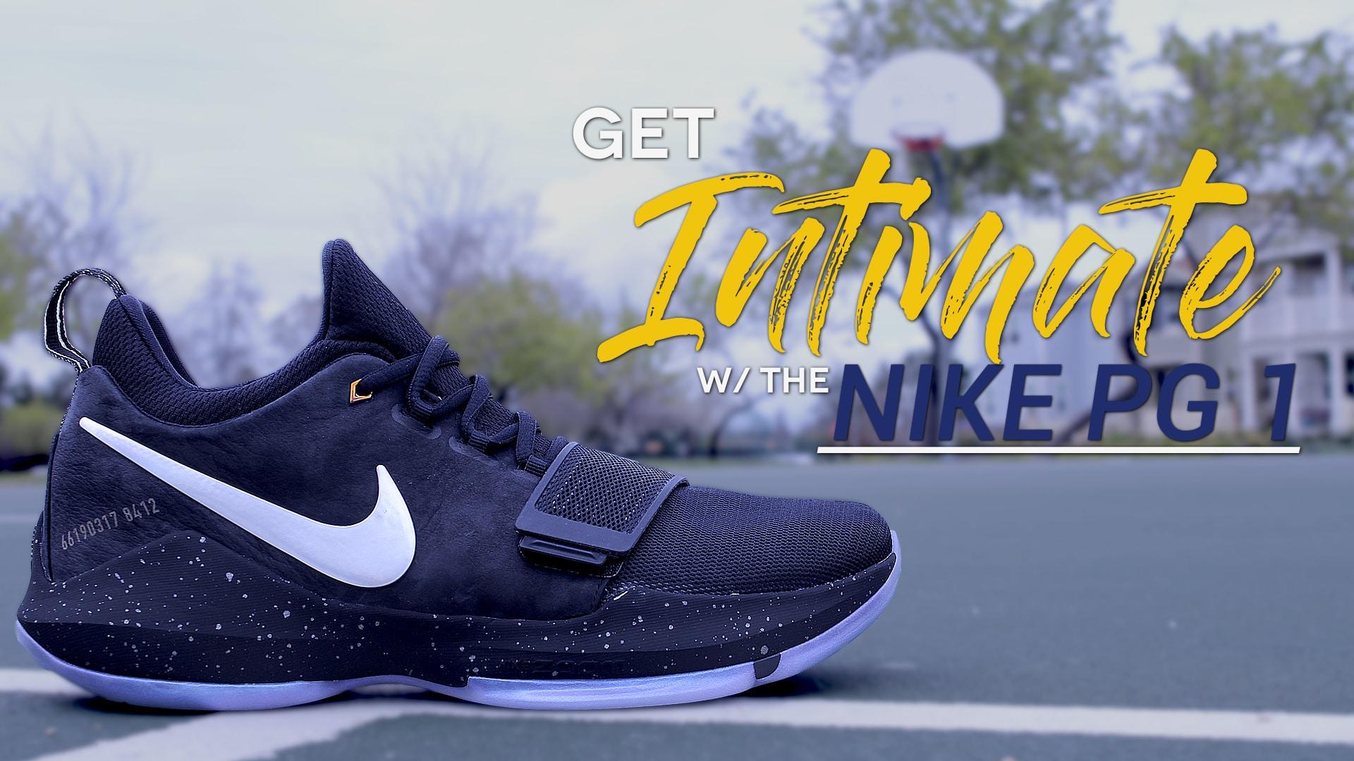 Intimate – Nike PG 1