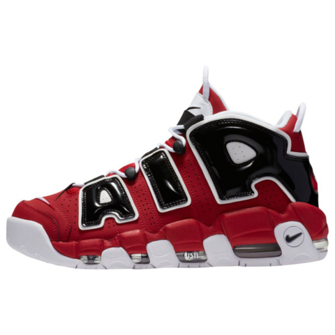 Nike Air More Uptempo 'Hoop Pack' 1