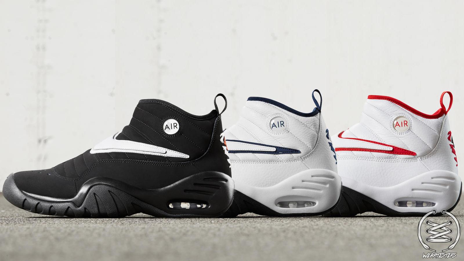 Nike Air Shake NDestrukt Retro Release Colorways