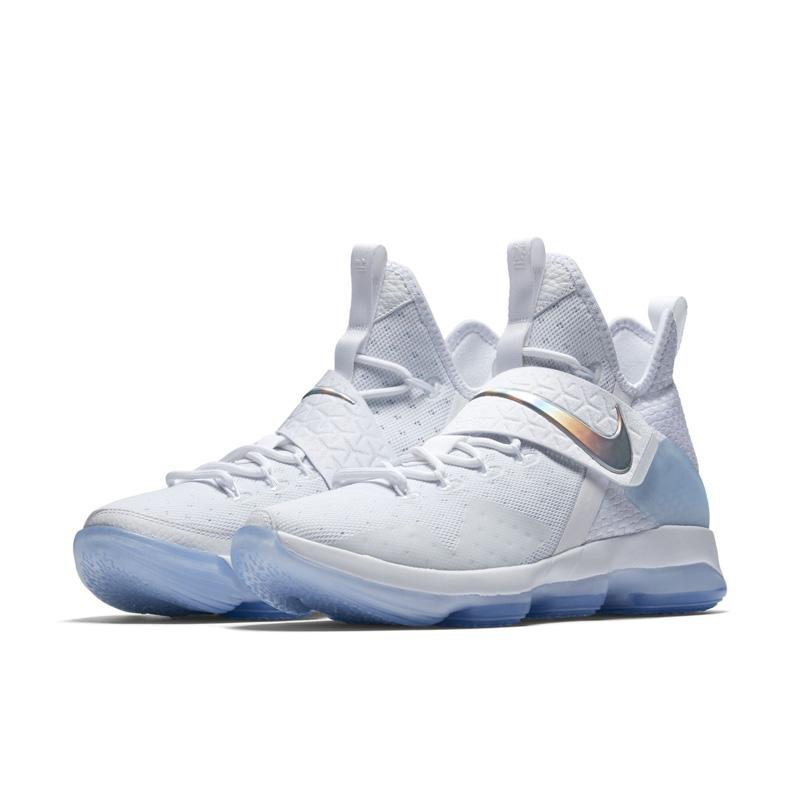 Nike LeBron 14 Iridescent Swoosh 5