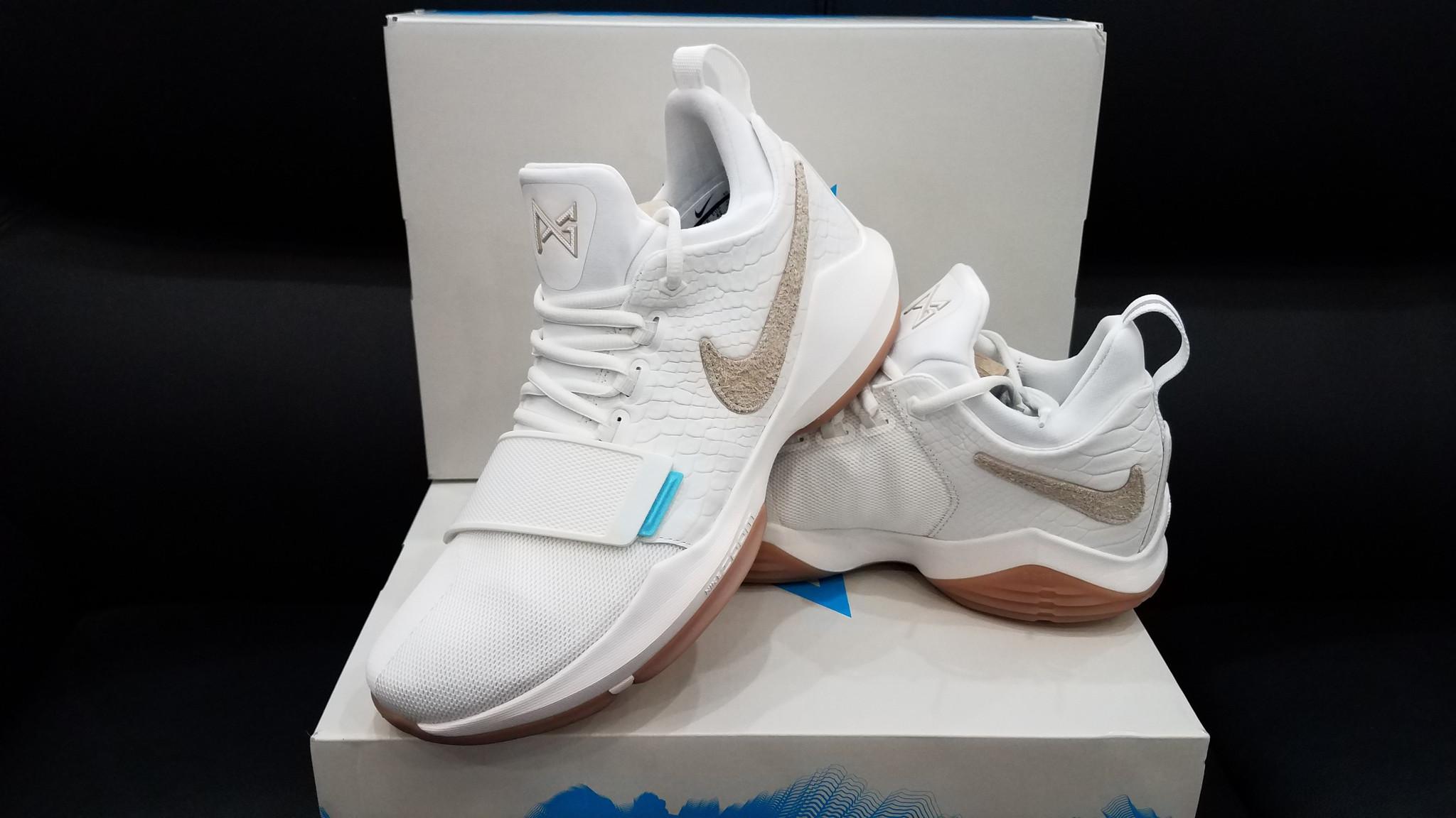 Nike PG 1 'Ivory' 2