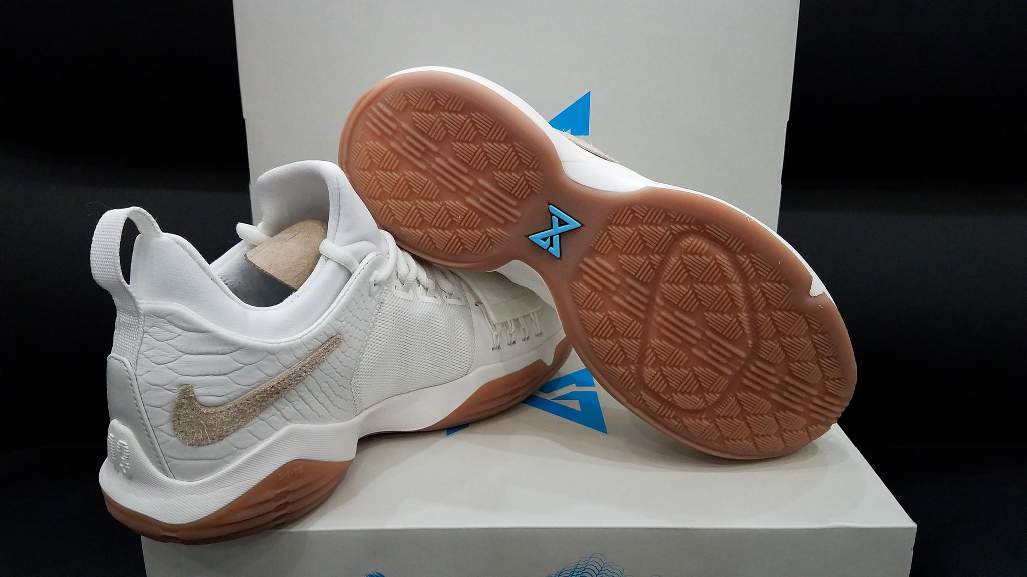 Nike PG 1 'Ivory' 6