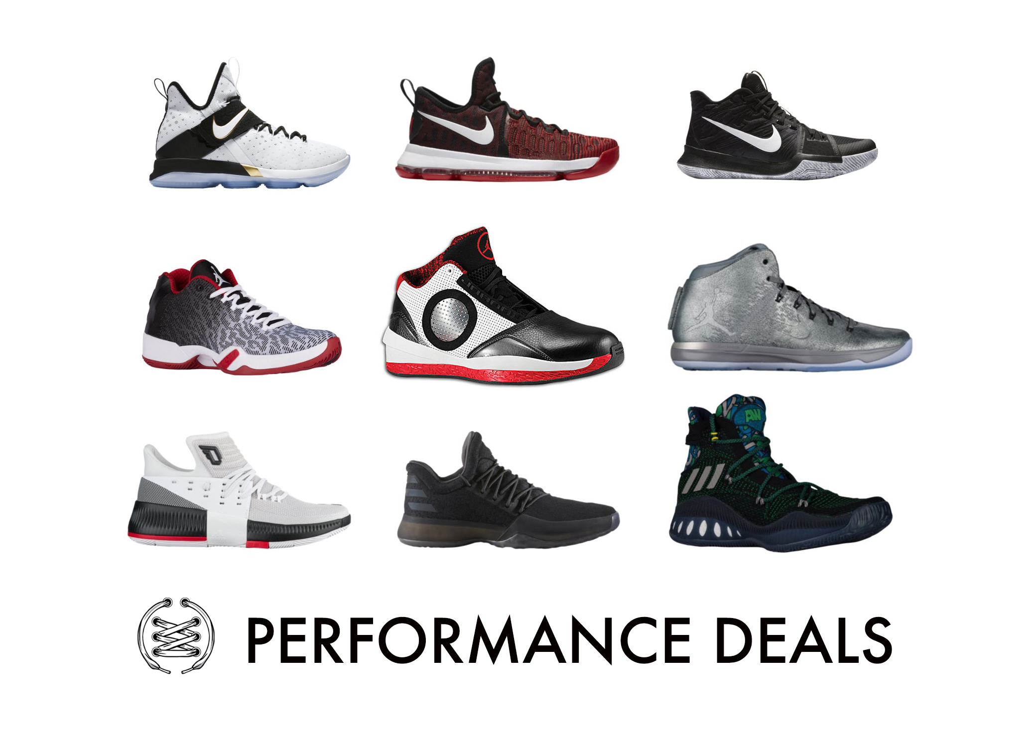 PERFORMANCE DEALS 20 OFF FOOT LOCKER
