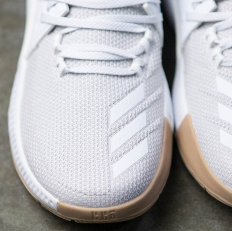 adidas Dame 3 White Gum Available Now 3