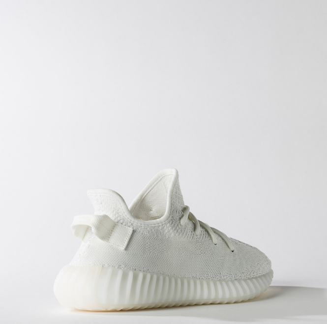 adidas Yeezy Boost 350 Cream White 3