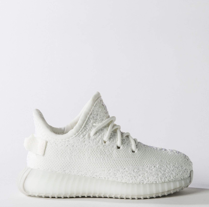 adidas Yeezy Boost 350 Cream White 6
