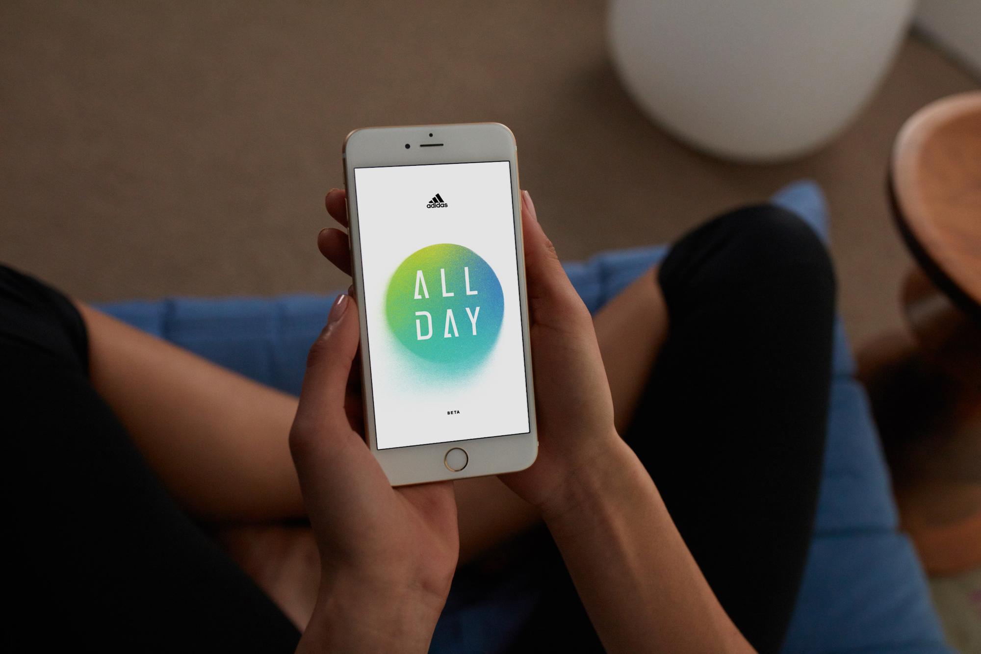 adidas all day app 7