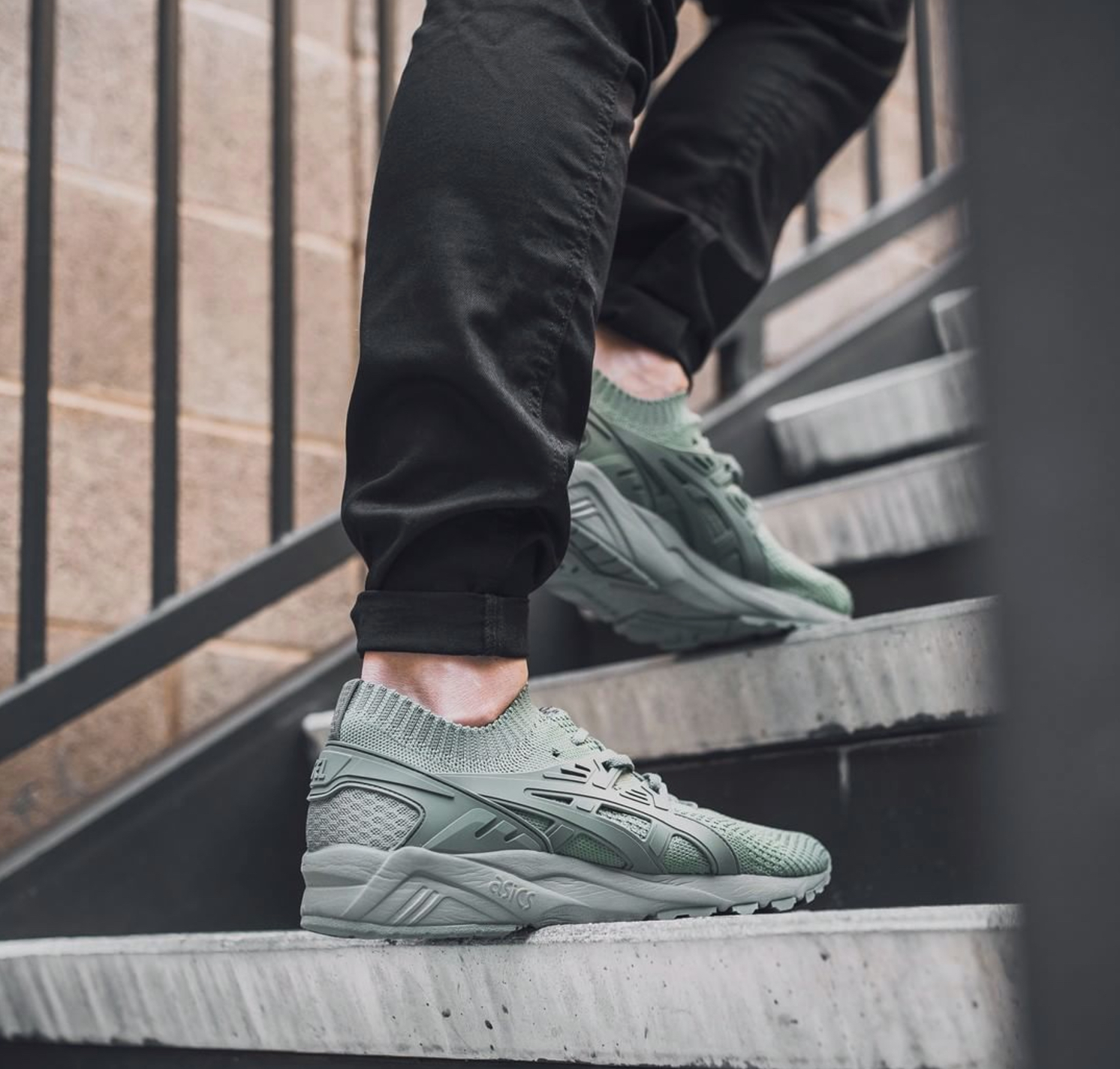 asics gel kayano trainer knit low 3 WearTesters