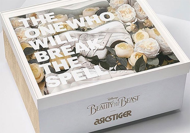 beauty and the beast asics gel-lyte III collab 1