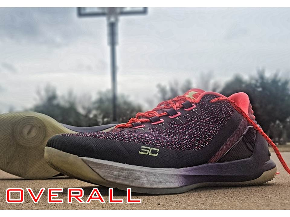 under armour curry 3 low overall
