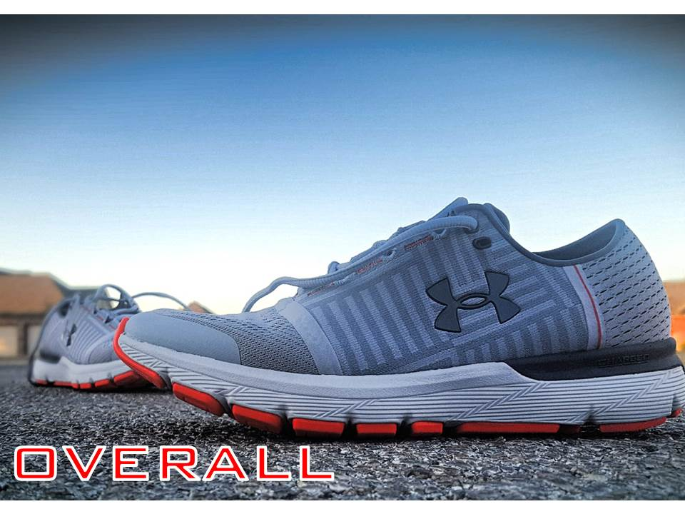 quality design 0e456 40c78 Under Armour Speedform Gemini 3 Performance Review - WearTesters