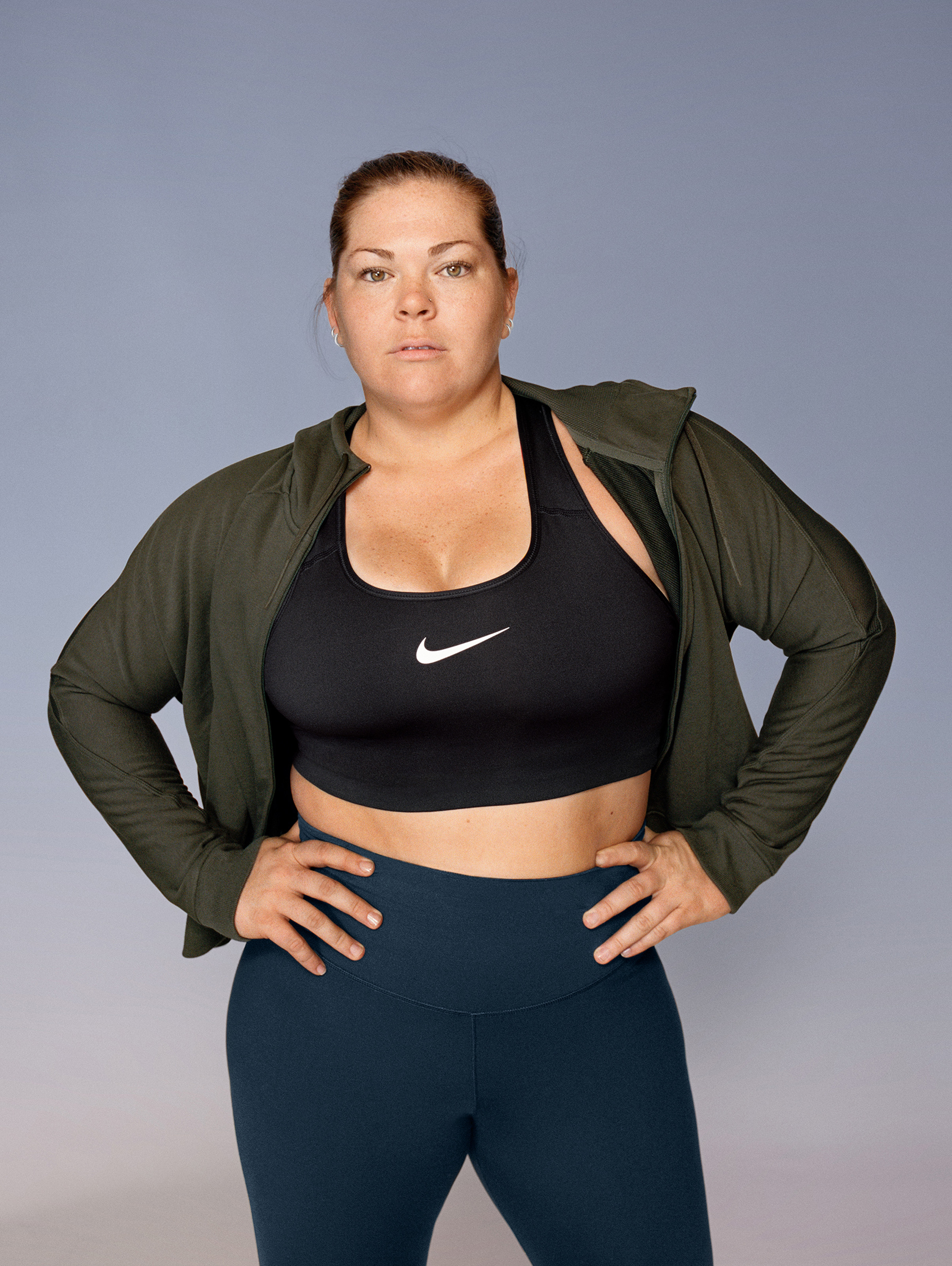nike plus size collection Amanda Bingson 1 - WearTesters