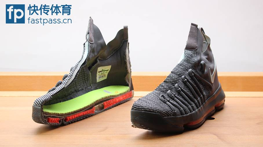 nike zoom kd 9 elite deconstructed 103