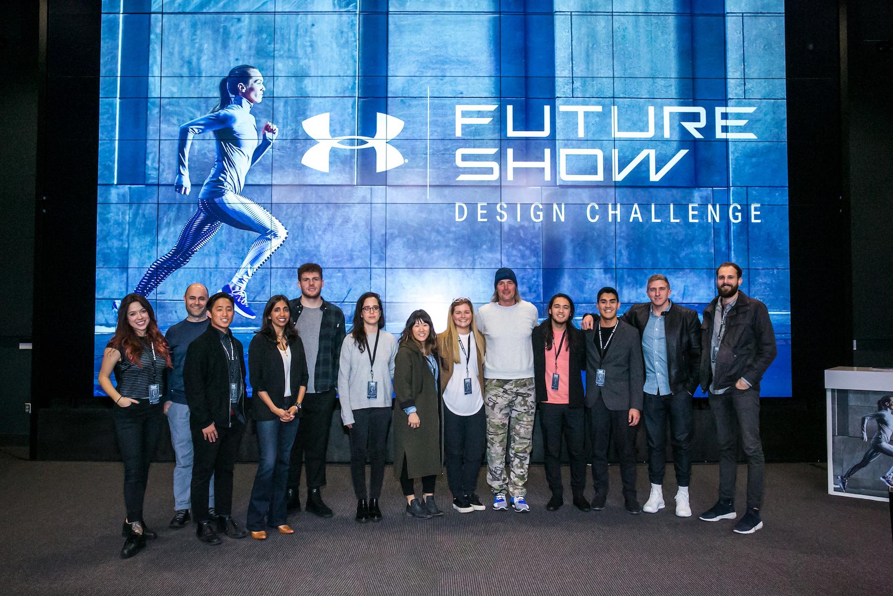 under armour Design Future Show winners 2