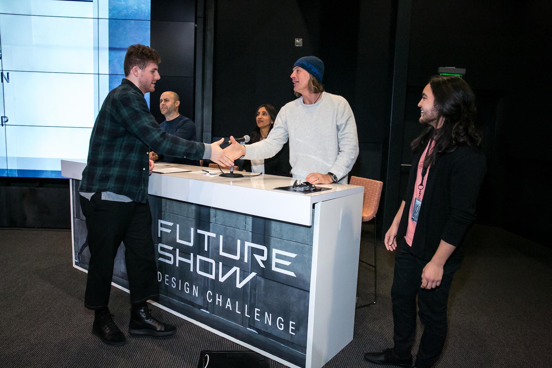 under armour Design Future Show winners 3
