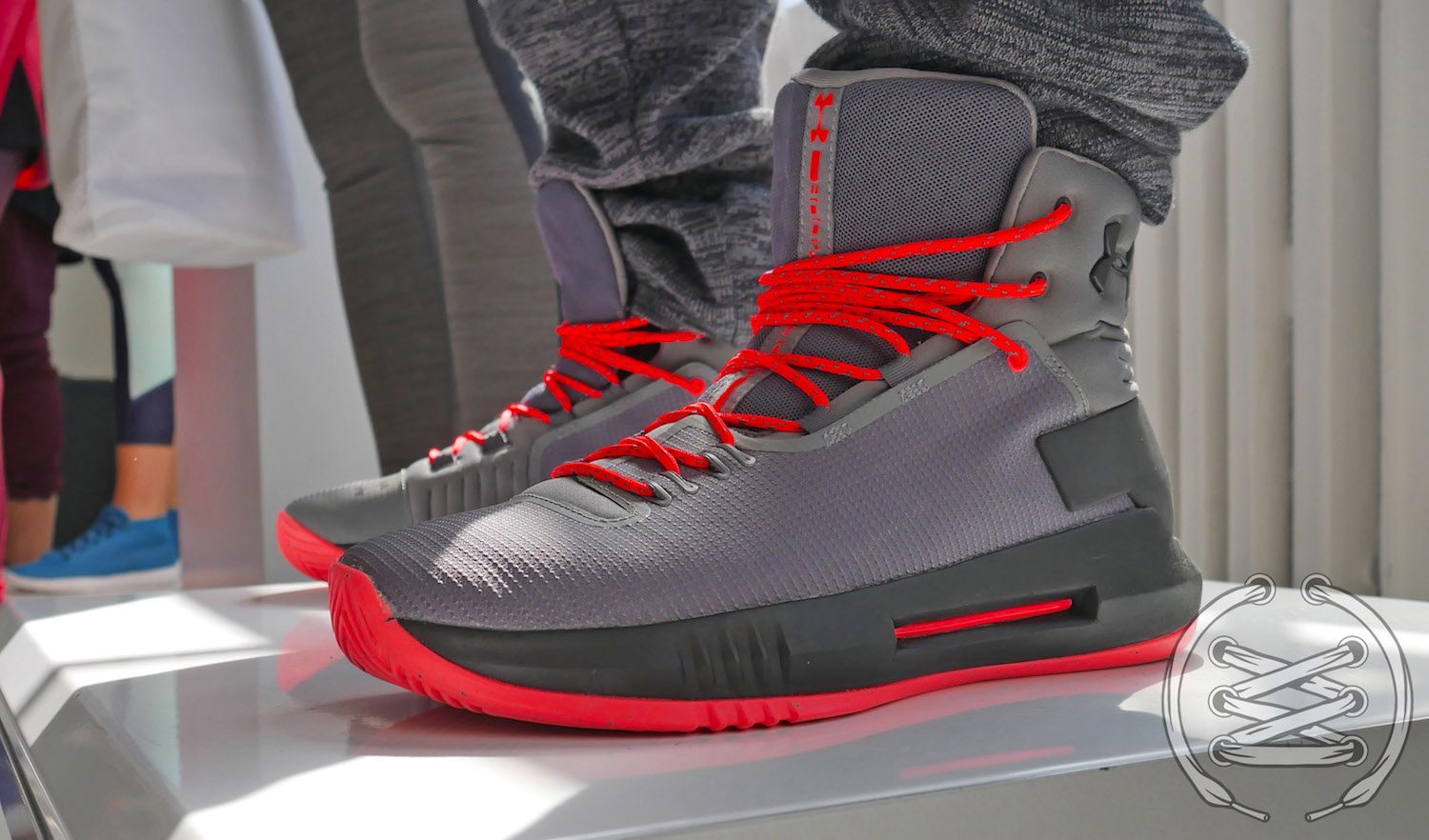 Under Armour Unveils the Drive 4 and