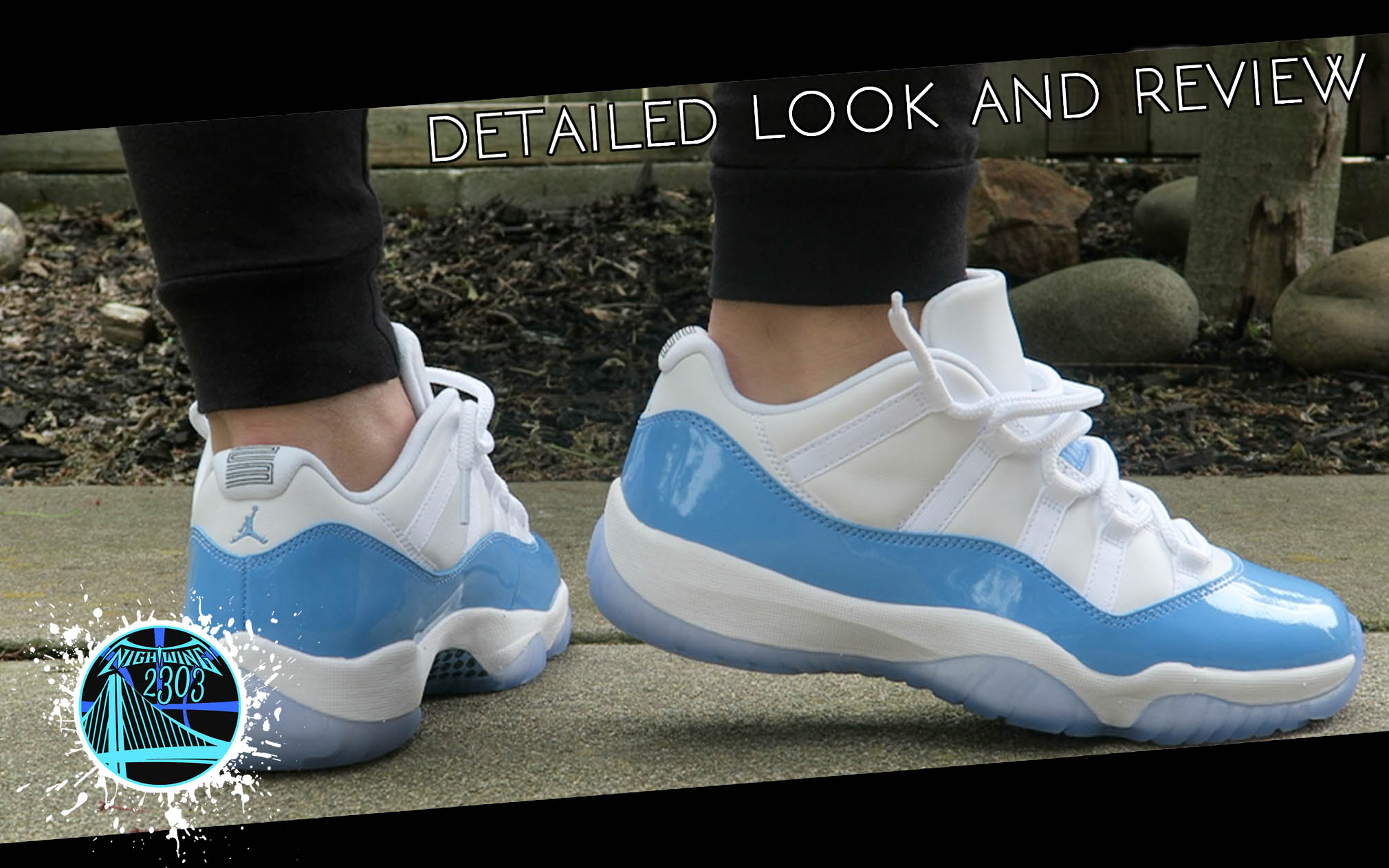 Air Jordan 11 Retro Low UNC