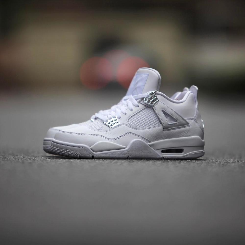 Air Jordan 4 Retro 'Pure Money