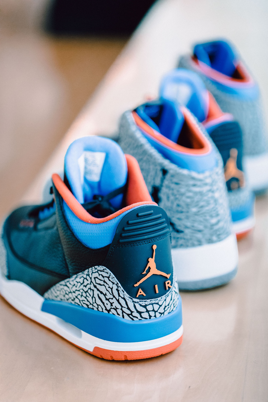 Air Jordan XXXI Why Not? PE russell westbrook 3