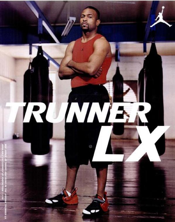Jordan Trunner LX -Roy Jones Jr