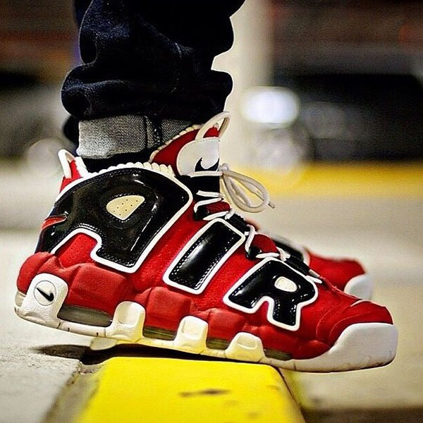 Nike Air More Uptempo '96 'Chicago'