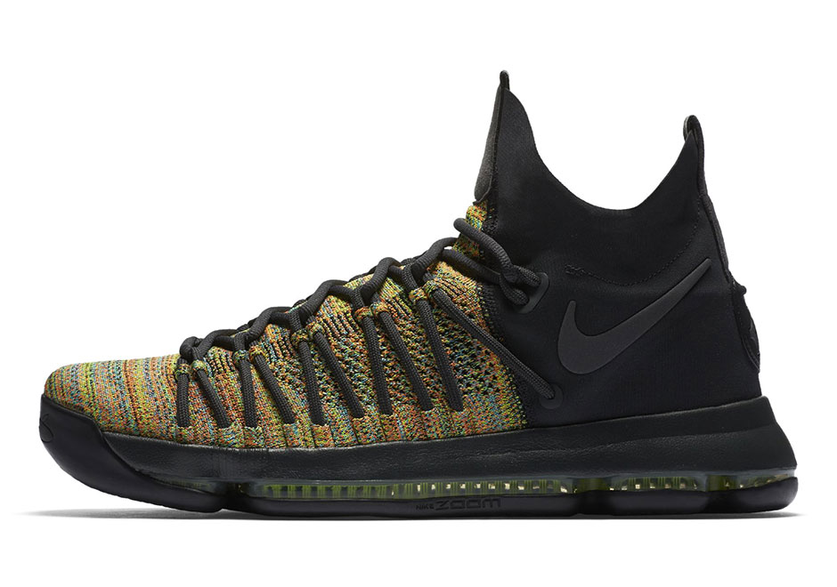 Nike KD 9 Elite 'Multi-Color'-1