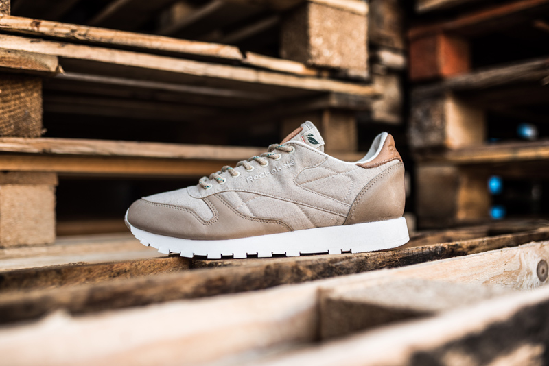 Reebok Classic Leather ECO pack environmentally preferred materials 7