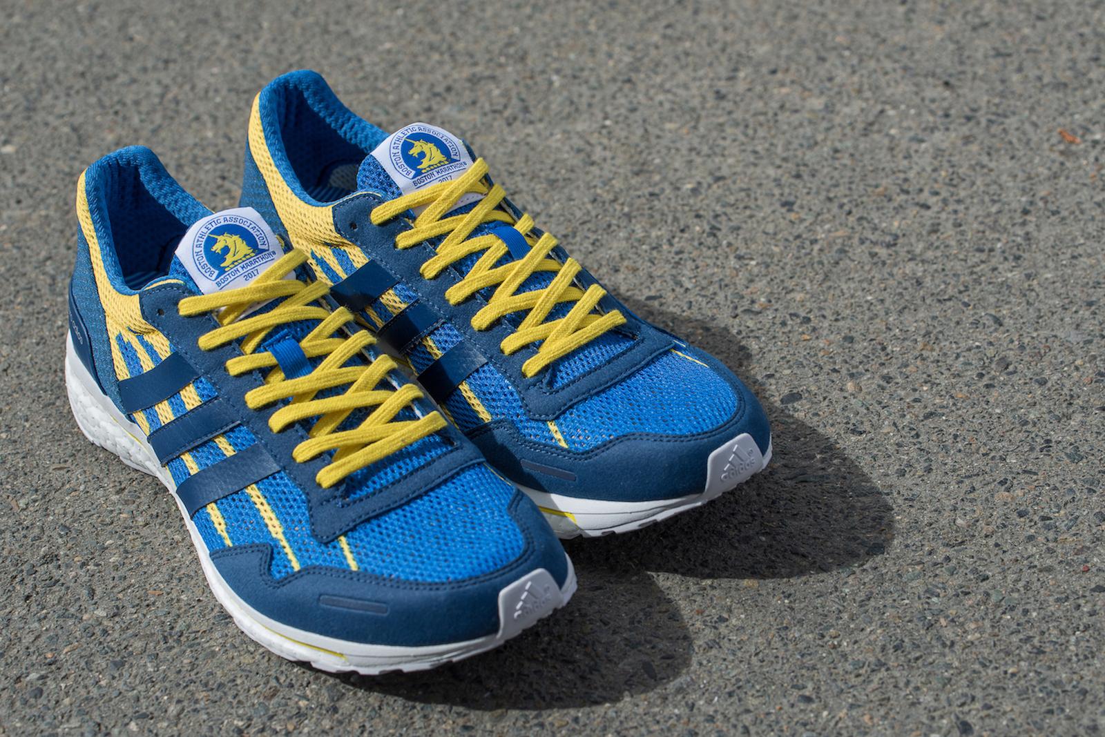 adidas Kathrine Switzer 261 Fearless 2017 Boston Marathon 12
