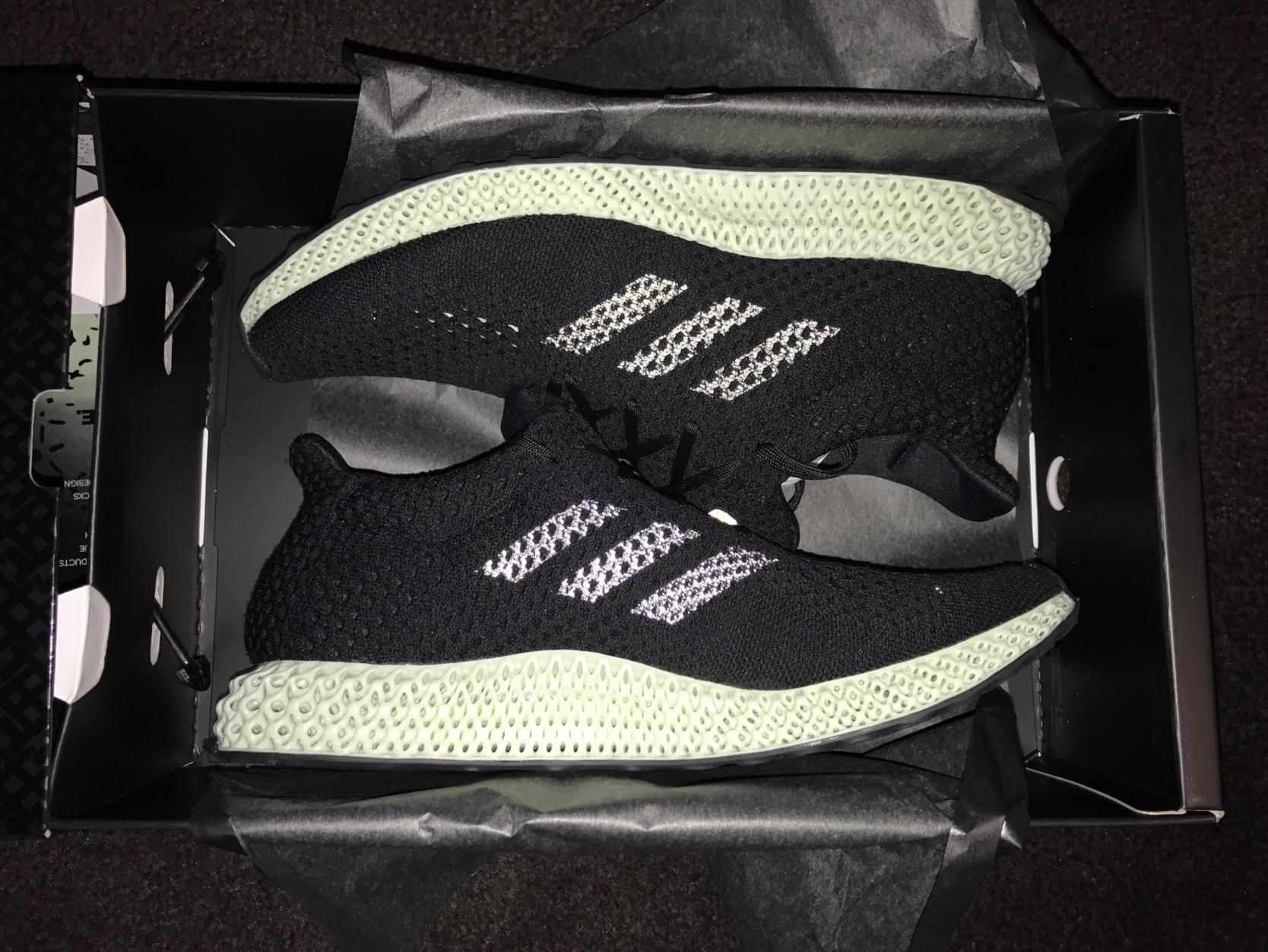 adidas futurecraft 4d carbon digital light synthesis 3