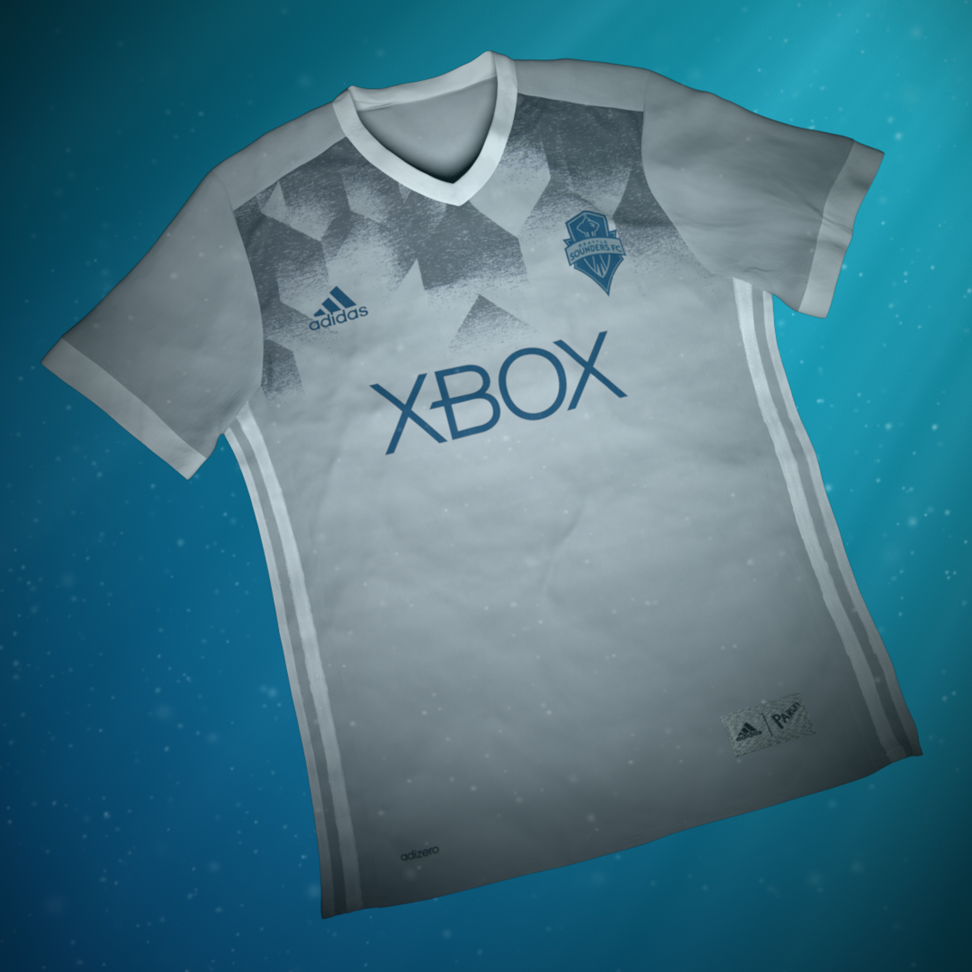 adidas major league soccer parley for the oceans MLS club jerseys 14