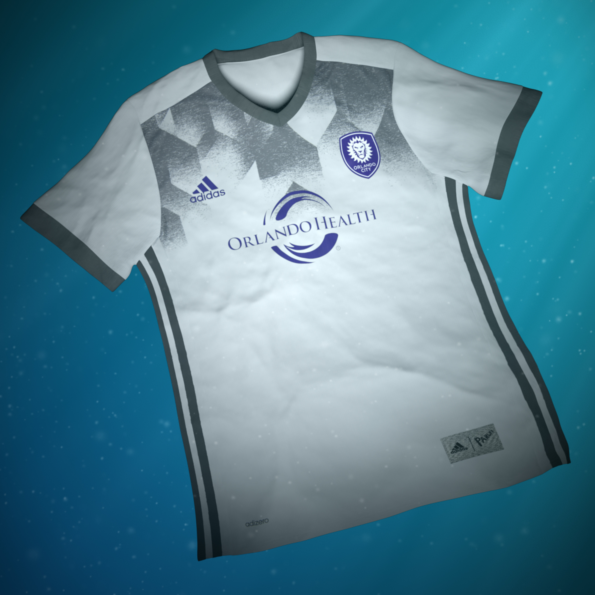 adidas major league soccer parley for the oceans MLS club jerseys 15