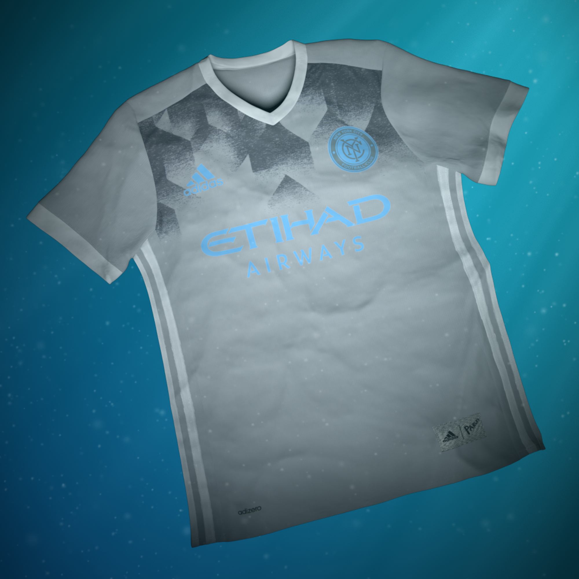 adidas major league soccer parley for the oceans MLS club jerseys 16