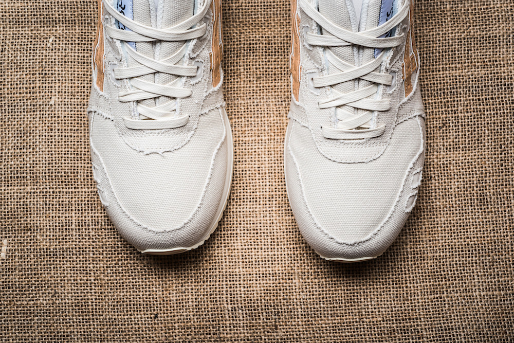 asics gel lyte iii birch tan denim 3 WearTesters