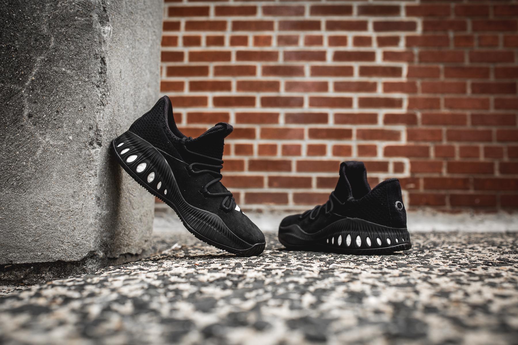 day one adidas Crazy Explosive black 1