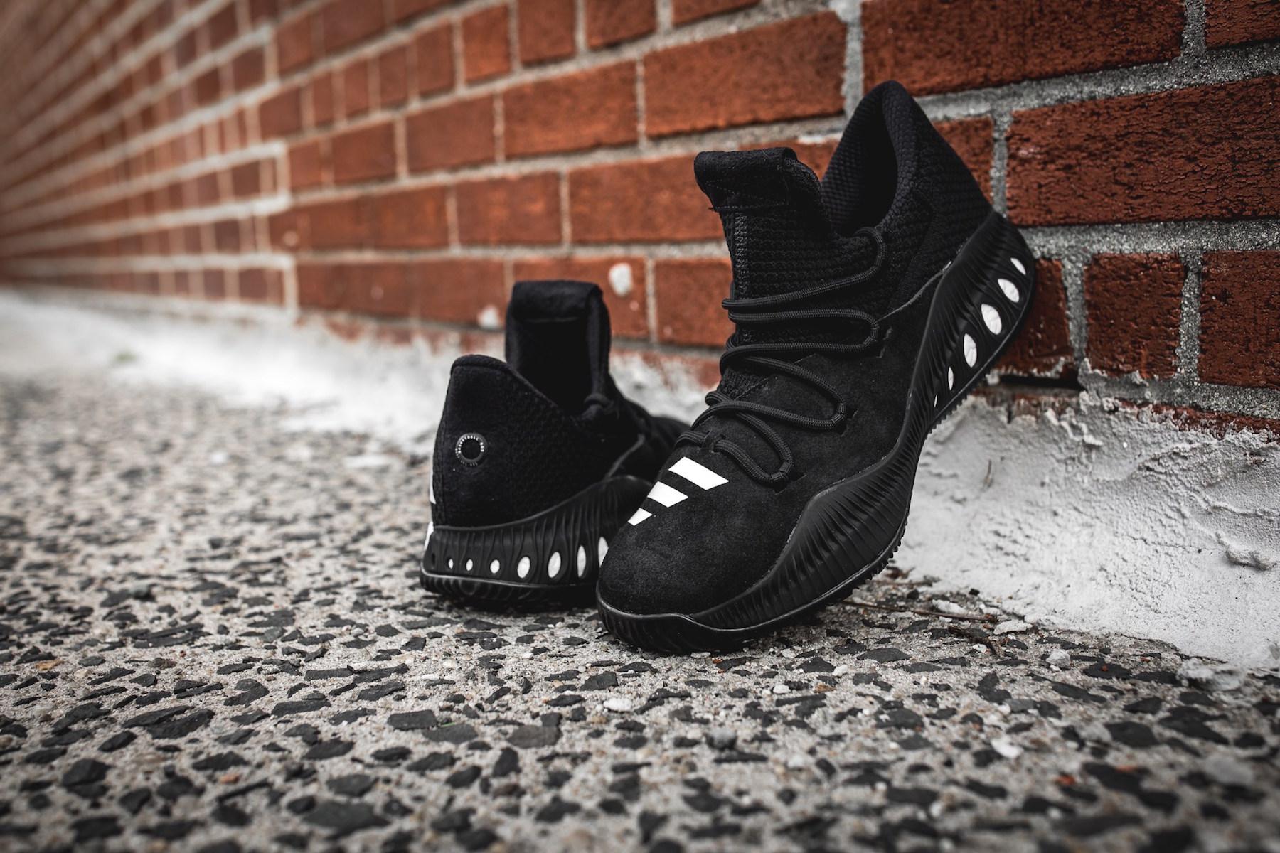 day one adidas Crazy Explosive black 2