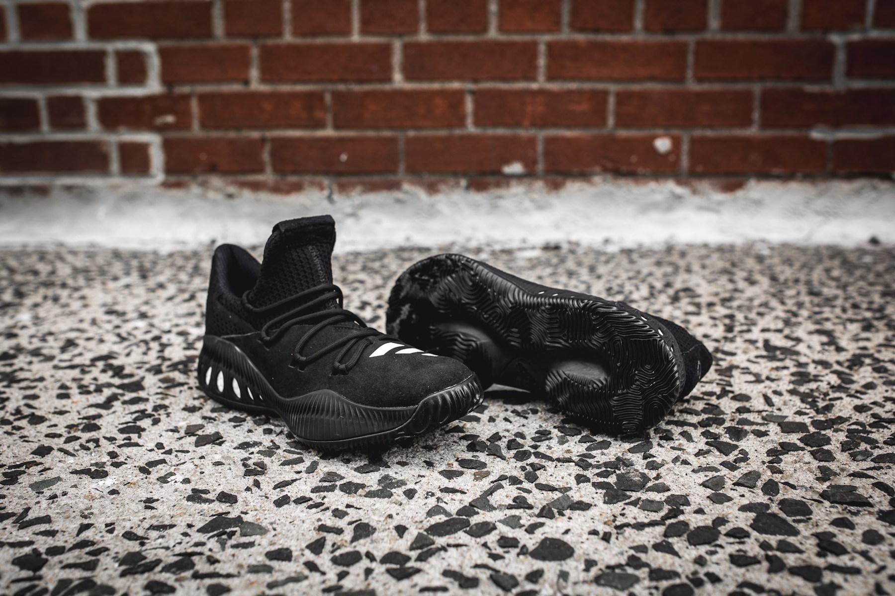 day one adidas Crazy Explosive black 4