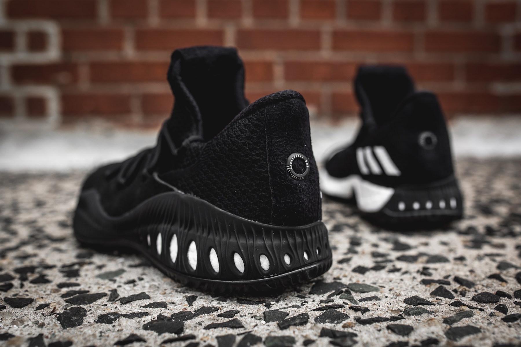 day one adidas Crazy Explosive black 7