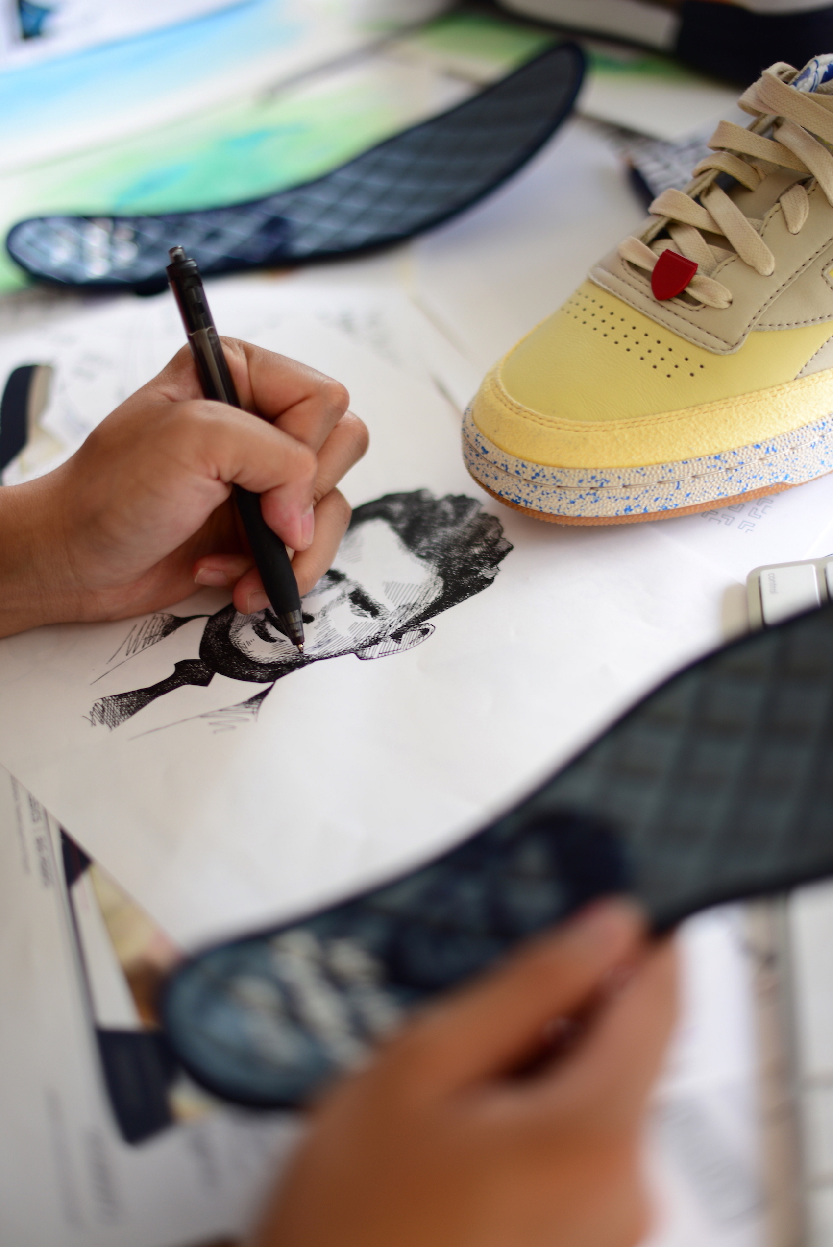 reebok artists for humanity collaborations 12