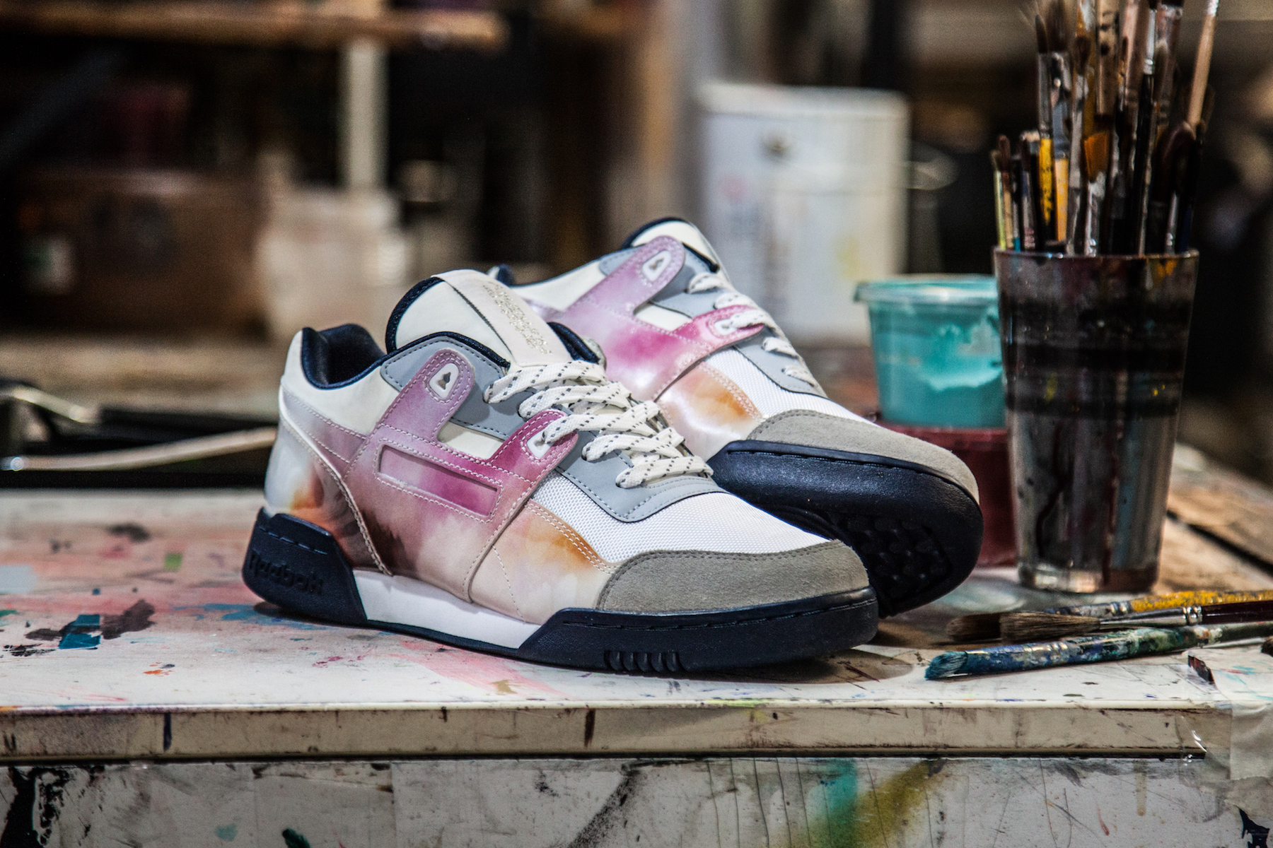 reebok artists for humanity workout plus 1 collaborations 2