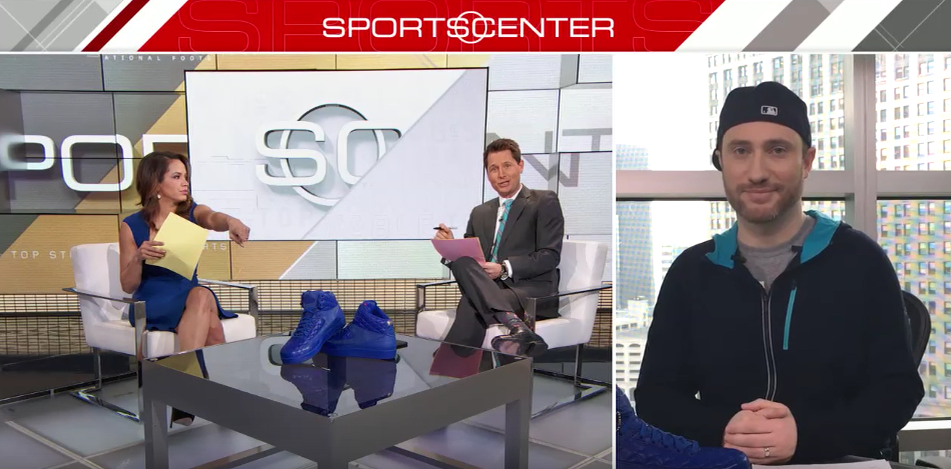 stockx josh luber sportscenter
