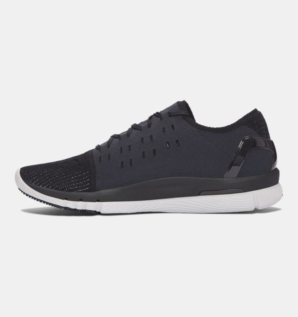 under armour speedform slingshot black